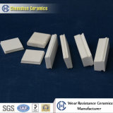 Hoja de alta dureza baldosa cerámica de alúmina con una excelente resistencia al desgaste