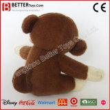아이들 아이 아기를 위한 En71 박제 동물 견면 벨벳 원숭이 장난감
