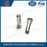 GB875 de Dunne Hoofd Semi-Tubular Klinknagels van het roestvrij staal