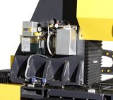 KT 750 알루미늄 단면도 CNC 기계로 가공 센터/CNC 대패