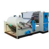 Machine de fabrication de papier pliante pliante entièrement automatique à trois plis N / Z