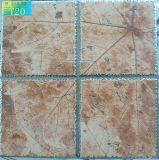 Artístico azulejo decorativo del azulejo antiguo de la teja cerámica para el suelo (T20)