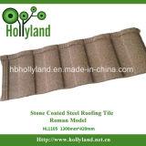 Material de construção da telha de telhadura do metal da alta qualidade (telha romana)