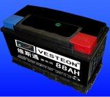 Bateria de carro acidificada ao chumbo JIS120 de Maintefencce