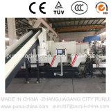 Granulación máquina de granulación de residuos de plástico saco tejido pp