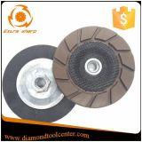 Borda concreta de 7 polegadas que mmói a roda bond cerâmica do copo