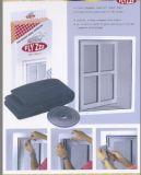 Pantalla invisible caliente del insecto de la fibra de vidrio de la venta DIY con el SGS