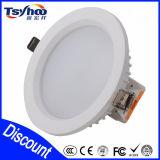より薄暗いドライバーアルミニウムSMD LED照明T-25 LED Downlight