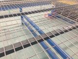 塀の網の網の溶接機