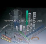 Barre magnétique de barre de tube de lucite de bâton de barre acrylique acrylique de plexiglass d'acrylique