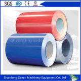 Bobinas cubiertas color barato del acero de las bobinas de la buena calidad PPGI del precio hechas en China