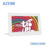 ODM 7 do OEM frame de retrato de 8 10 Digitas da polegada com sensor de movimento