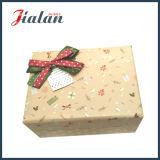 Симпатичным розовым напечатанная логосом коробка конфеты натянутого лука изготовленный на заказ дешевая бумажная