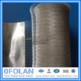 Maglia del filtro ampliata argento dall'anodo