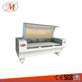 セービングエネルギー(JM-1610T-AT)のための自動挿入レーザーCutting&Engraving機械