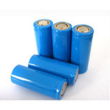Navulbare 18650 3.7V 3000mAh Li-Ion Batterijcel