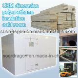 OEM Dimension Isolation en polyuréthane Chambre froide