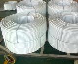 Tubulação Multilayer de alumínio de Pex do Al do milímetro Pex do branco 25 na soldadura de extremidade