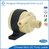 Bomba do purificador da água do produto comestível 6V 12V com certificação do Ce