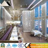 Azulejo de suelo de piedra esmaltado Polished rústico del interior 600*600m m (JA81023PQD)