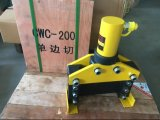 Без автомата для резки штанги меди шинопровода утиля гидровлического (CWC-200)
