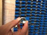 3/8in 스테인리스 (316의) Fxm NPT에 의하여 스레드되는 소형 공 벨브