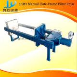 630 filtropressa d'asciugamento del fango manuale di serie pp