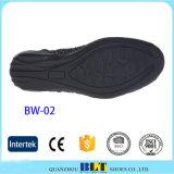 De Goedkope Elastische Bovenleer Geweven Schoenen van vrouwen, Dame Woven Shoes