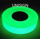 Película luminescente de las muestras de seguridad