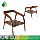 고대 작풍 판매 (ZSC-57)를 위한 옥외 가구 단단한 나무 안락 의자