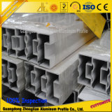 Profils en aluminium d'extrusion de T-Fente pour la chaîne de montage industrielle