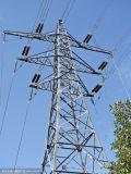 башня передачи силы 800kv стальная для проекта