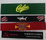 Логос анти- выскальзования промотирования изготовленный на заказ на резиновый циновках штанги PVC