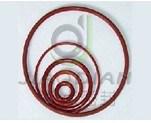 De rubber Verbinding van de O-ring (AS568, JIS, DIN3771, ISO3601)