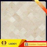 Telha de assoalho de mármore composta de pedra de mármore natural (R6004)