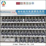 Anti-Verblassen hoher Decklack-Normallack-Automobil-Lack des Glanz-2k Polyster