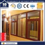 2016 Goede Kwaliteit en het Redelijke Openslaand raam van het Aluminium van de Prijs