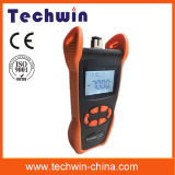 Fibra Powermeter multi óptico Tw3208ea de Techwin