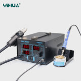 Post van de Herwerking van China SMD van de Hoge Precisie van Yihua 892d+ Temperature-Controlled