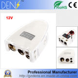 12V LED 디지털 표시 장치 긍정적인 자동차 배터리 단말기 연결관