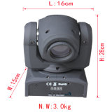 Spätestes Stage Light 10W LED Moving Head Light (YE147)