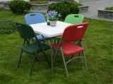 87cm Square Plastic Folding Table