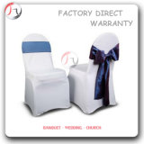 Rot und White Stylish Wholesale Chair Cover (YT-32)