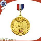 Медаль металла игры спортов изготовленный на заказ античное для Soiuvenir