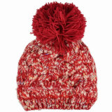 100%Cotton OEM Rib Knitted Hat, Knitted Beanie