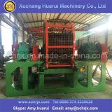Automatischer Waster-Reifen, der Zeile/Gummiaufbereitenketten-/Gummireifen-zerreißende Maschine aufbereitet