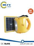 LEDs를 가진 휴대용 태양 손전등