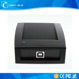 Programa de lectura de baja frecuencia de la tarjeta inteligente de Wiegand RFID de la proximidad 125kHz