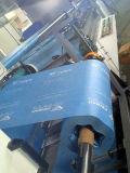 기계를 인쇄하는 비 길쌈된 직물 자동적인 스크린을 구르는 롤 (UV 건조기 및 쌓아올리는 기계에)
