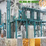 ケニヤのザンビアの等級1のトウモロコシの製造所、トウモロコシの粉砕の製造所、トウモロコシの製粉機